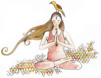 imagens-menina-meditando-com-passarinho